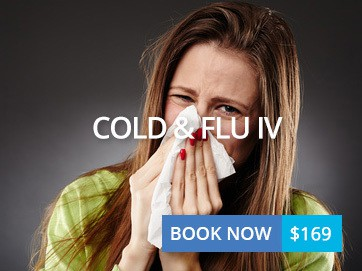 Cold & Flu IV