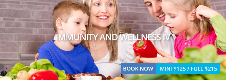 Immunity & Wellness IV
