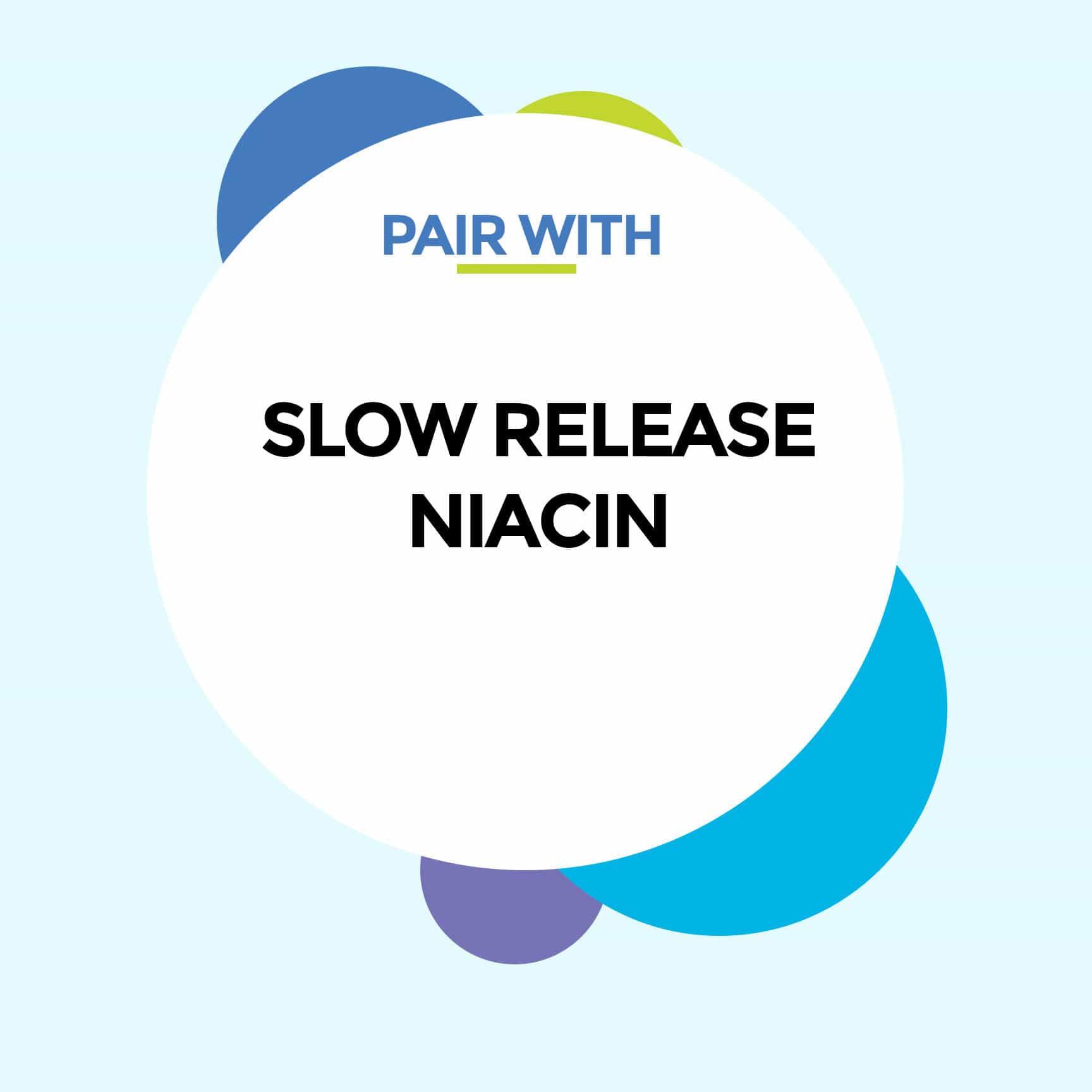 Slow Release Niacin
