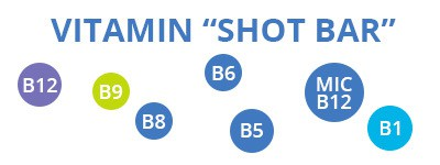 Vitamin Shot Bar