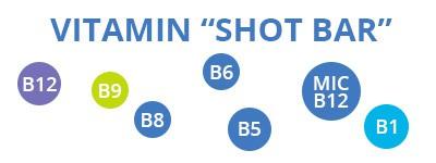 Vitamin Shot Bar