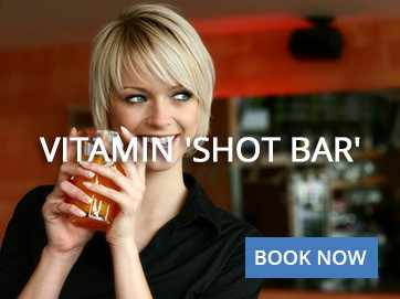 VITAMIN 'SHOT BAR'
