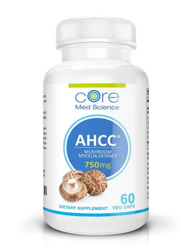 AHCC Front