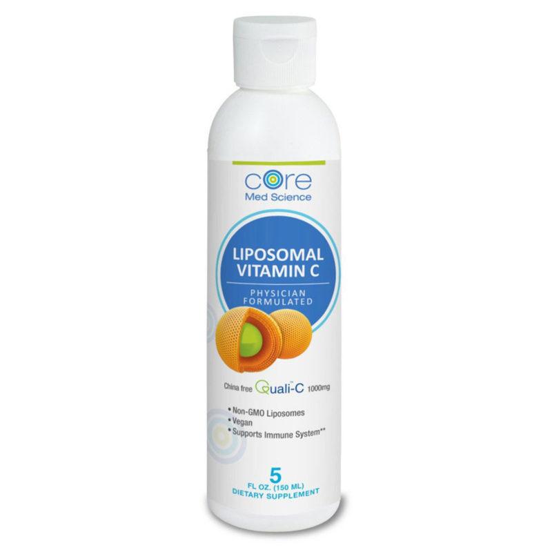 Optimized Liposomal Vitamin C