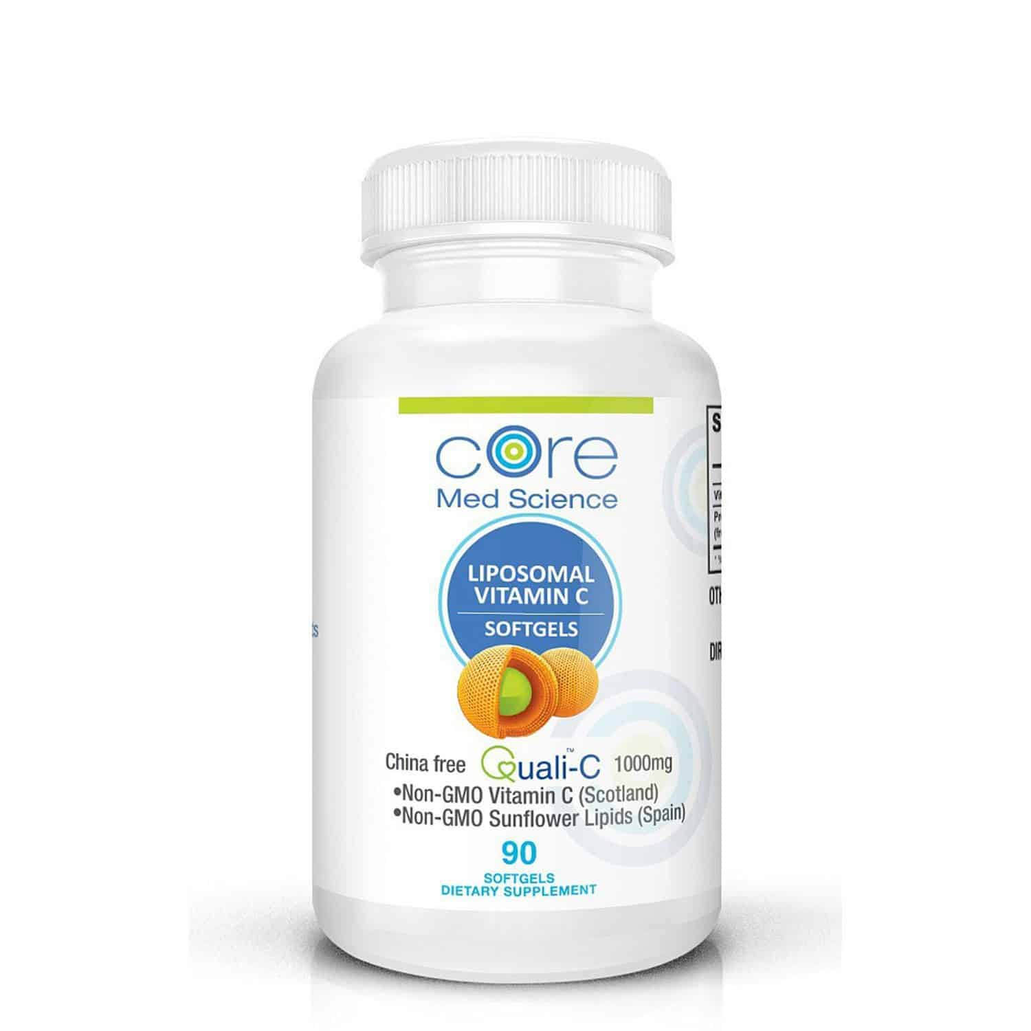 Liposomal Vitamin C SOFTGELS